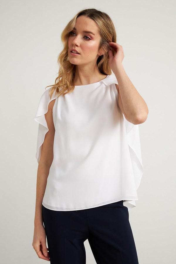 Joseph Ribkoff Chemises et blouses Blanc Cassé Style 211232