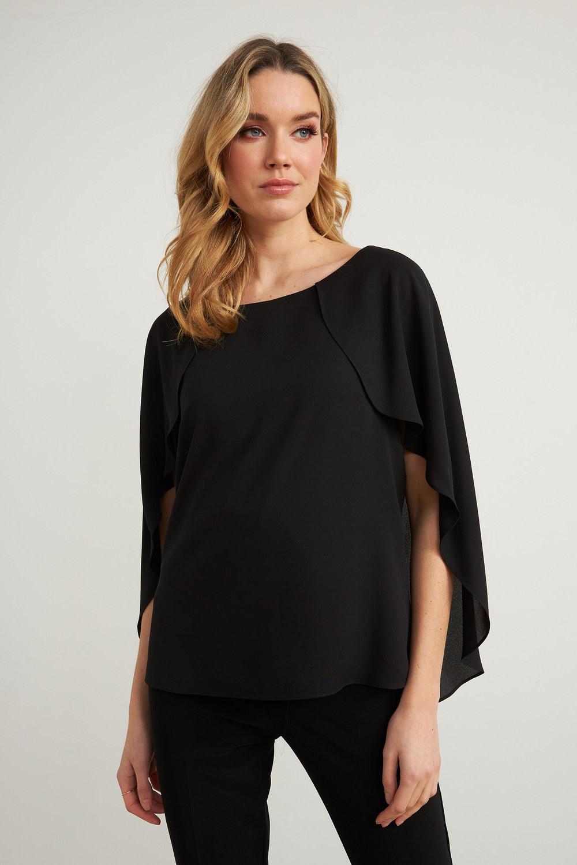 Joseph Ribkoff Black Shirts & Blouses Style 211232