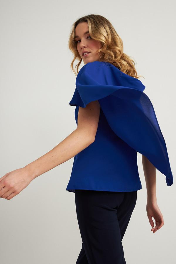 Joseph Ribkoff Chemises et blouses Saphir Royal 163 Style 211232