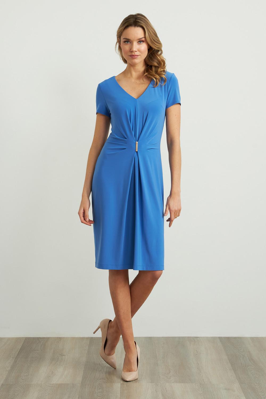 Joseph Ribkoff Aegean Sea Dresses Style 211234