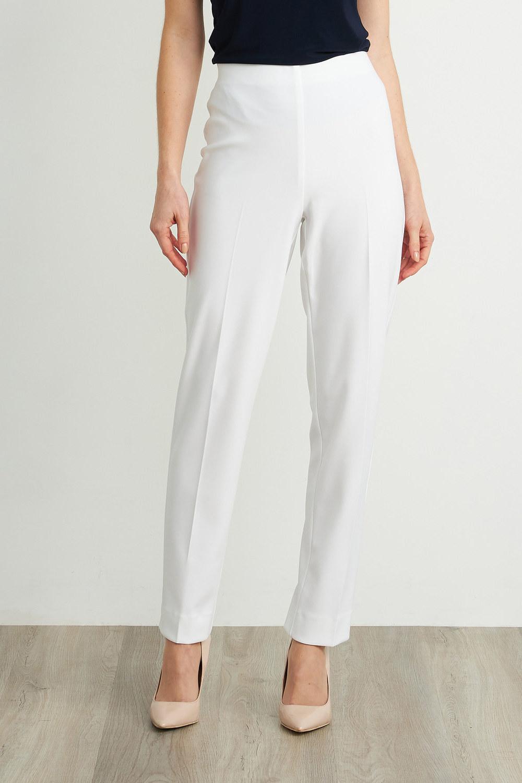 Joseph Ribkoff Pantalons Vanille 30 Style 211236