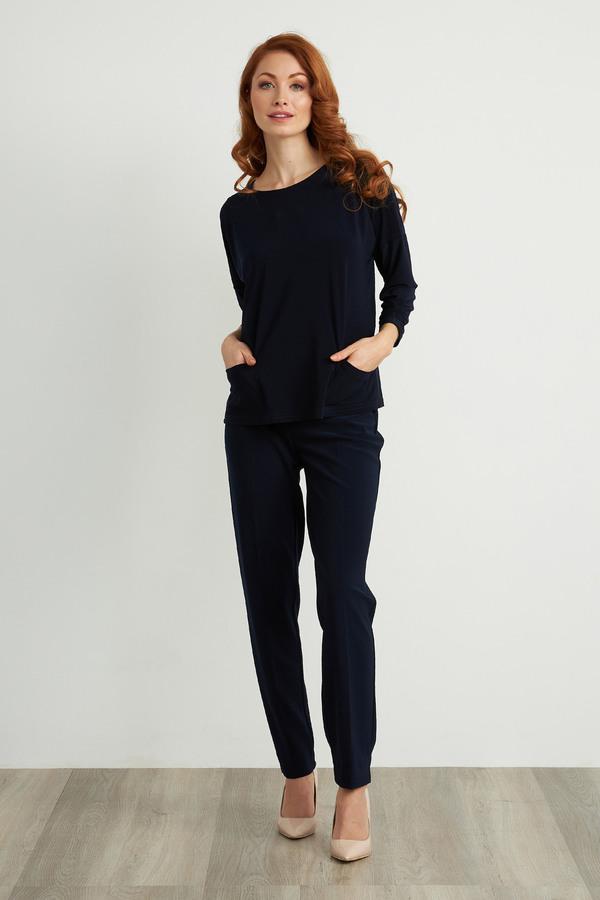 Joseph Ribkoff Midnight Blue Pants Style 211236
