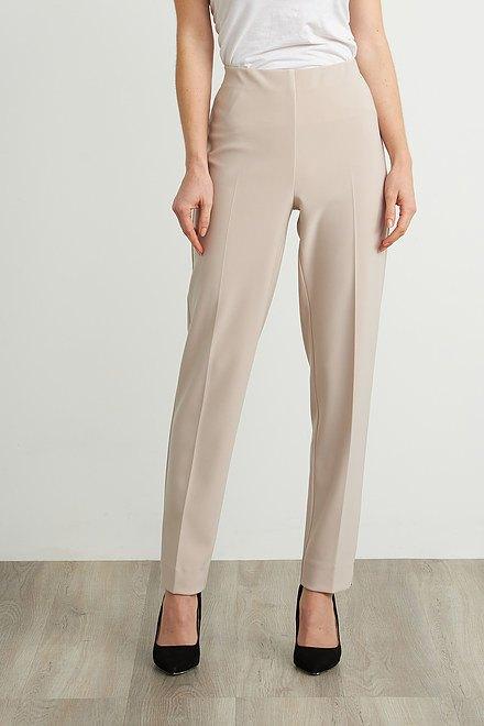 Joseph Ribkoff Cropped Satin Pant Style 211236b