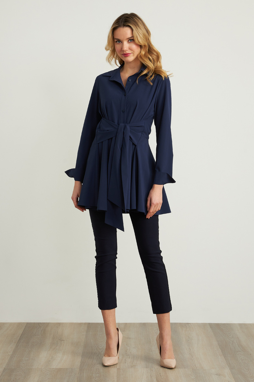 Joseph Ribkoff Midnight Blue Pants Style 211241