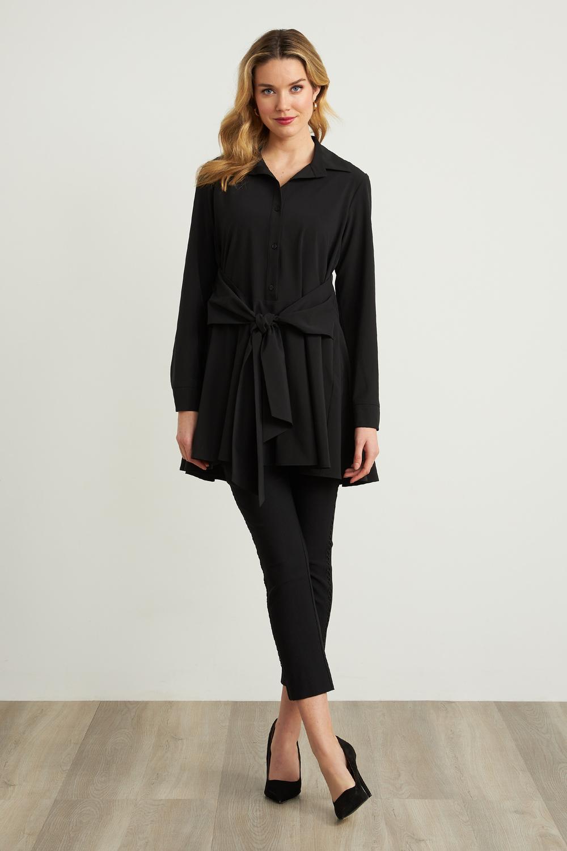 Joseph Ribkoff Black Pants Style 211241