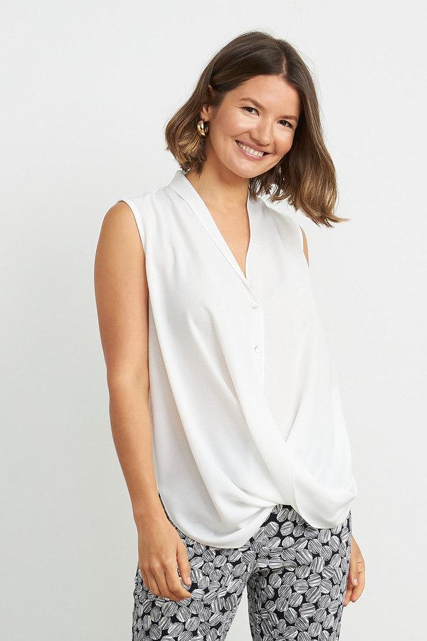Joseph Ribkoff Vanilla 30 Shirts & Blouses Style 211262