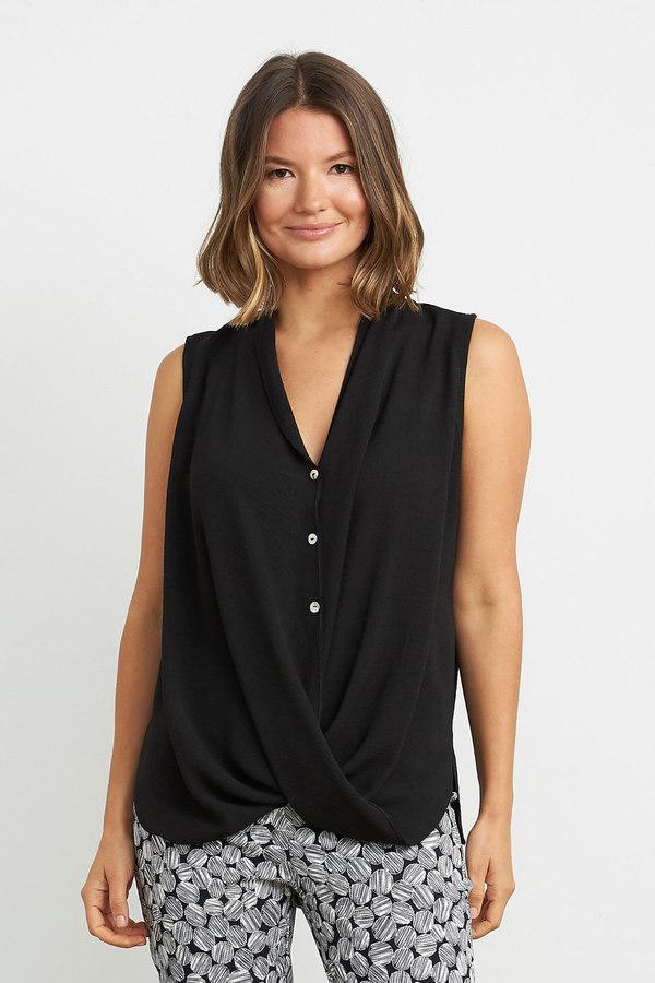 Joseph Ribkoff Black Shirts & Blouses Style 211262