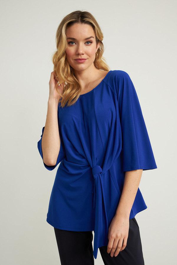 Joseph Ribkoff Tee-shirts et camisoles Saphir Royal 163 Style 211263