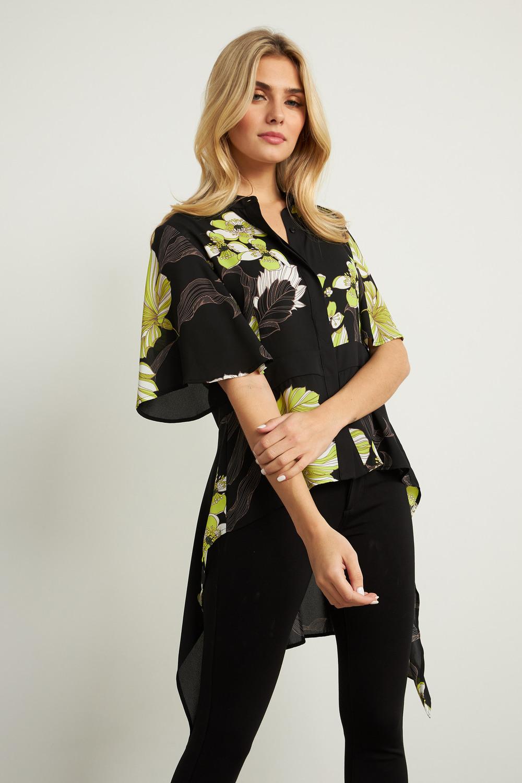 Joseph Ribkoff Chemises et blouses Noir/Multi Style 211269