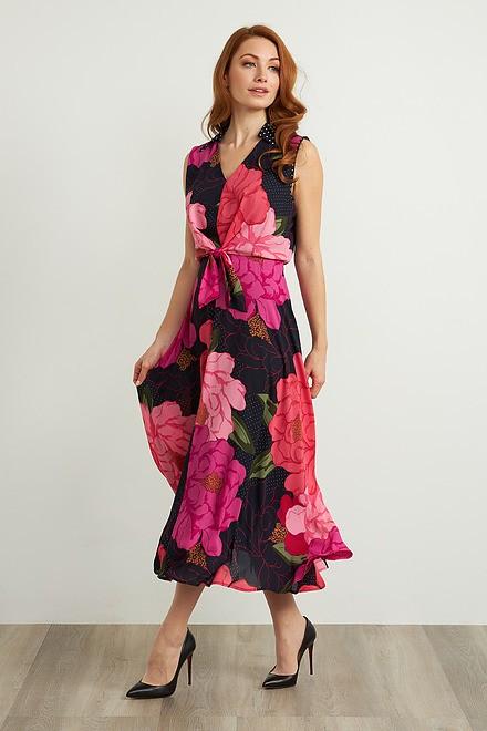 Joseph Ribkoff Pink/Multi Dresses Style 211279