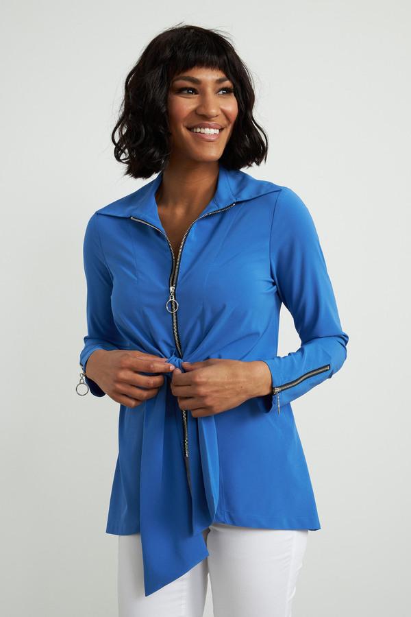 Joseph Ribkoff Aegean Sea Shirts & Blouses Style 211280