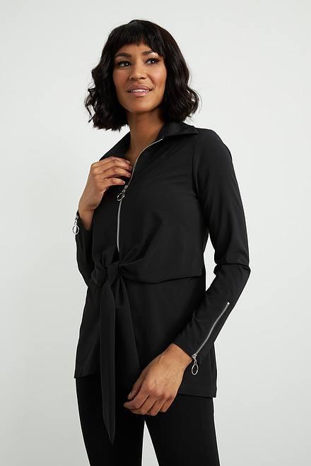 Joseph Ribkoff Chemises et blouses Noir Style 211280