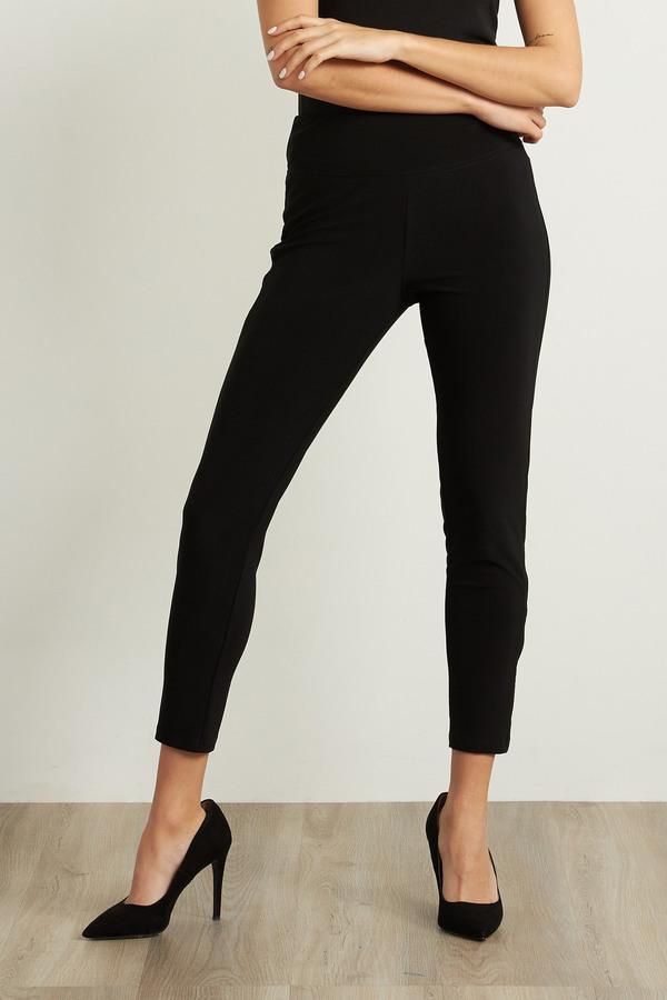 Joseph Ribkoff Black Pants Style 211306
