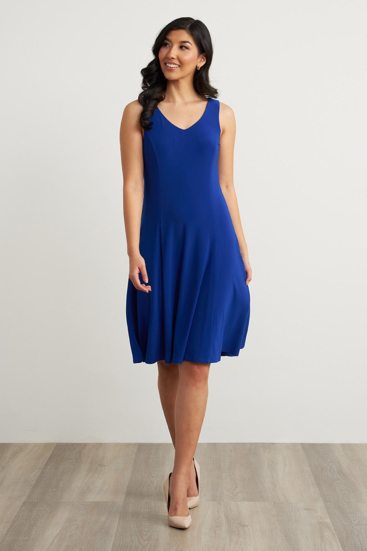 Joseph Ribkoff Royal Sapphire 163 Dresses Style 211316