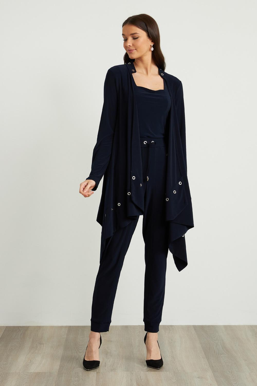 Joseph Ribkoff Midnight Blue Pants Style 211317