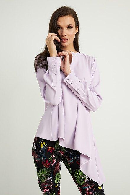 Joseph Ribkoff Sweet Lilac Shirts & Blouses Style 211323