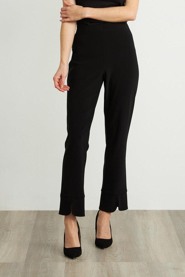 Joseph Ribkoff Pantalons Noir Style 211332