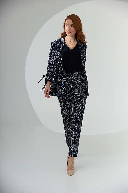 Joseph Ribkoff Floral Print Jacket Style 211363