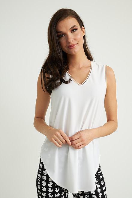 Joseph Ribkoff Vanilla Tees & Camis Style 211383