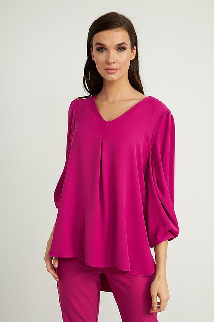 Joseph Ribkoff Chemises et blouses Orchidée Style 211402