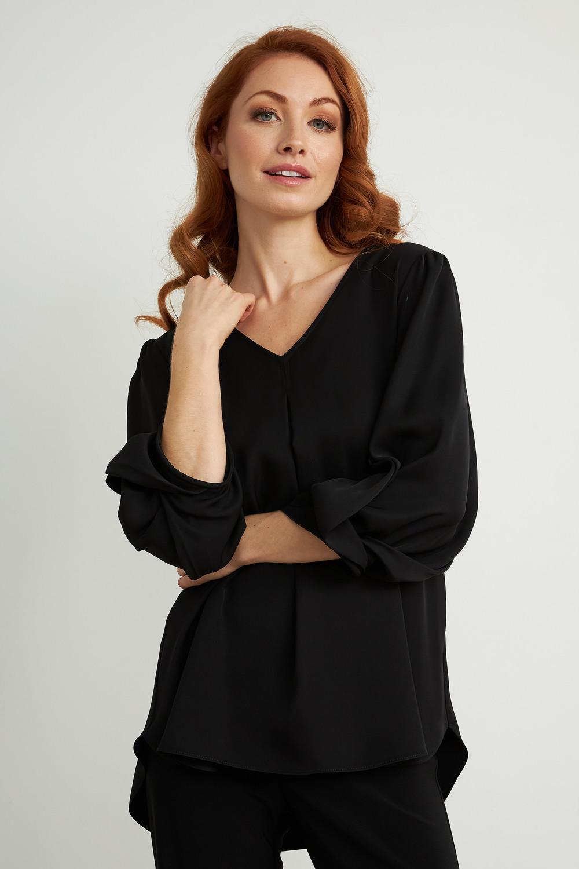 Joseph Ribkoff Chemises et blouses Noir Style 211402