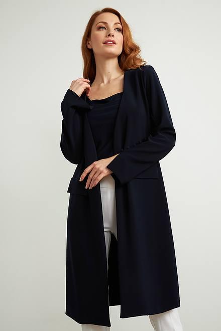 Joseph Ribkoff Blazers Bleu Nuit Style 211410