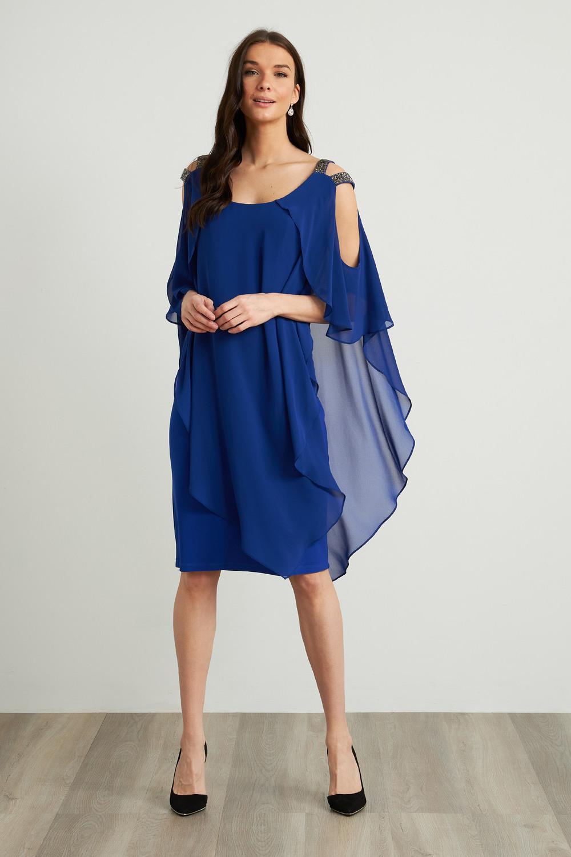 Joseph Ribkoff Royal Sapphire 163 Dresses Style 211421