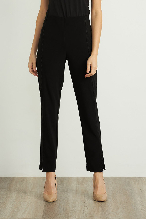 Joseph Ribkoff Black Pants Style 211435