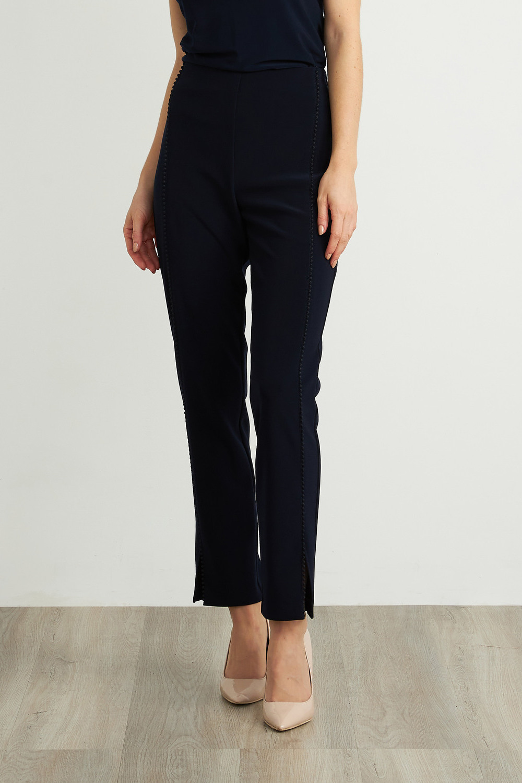 Joseph Ribkoff Midnight Blue Pants Style 211435