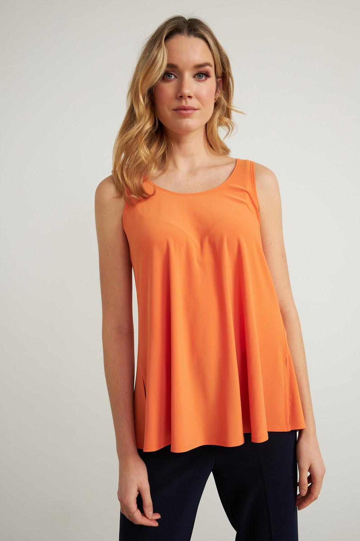 Joseph Ribkoff Tee-shirts et camisoles Tangerine Style 211455