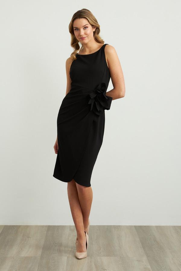 Joseph Ribkoff Black Dresses Style 211469