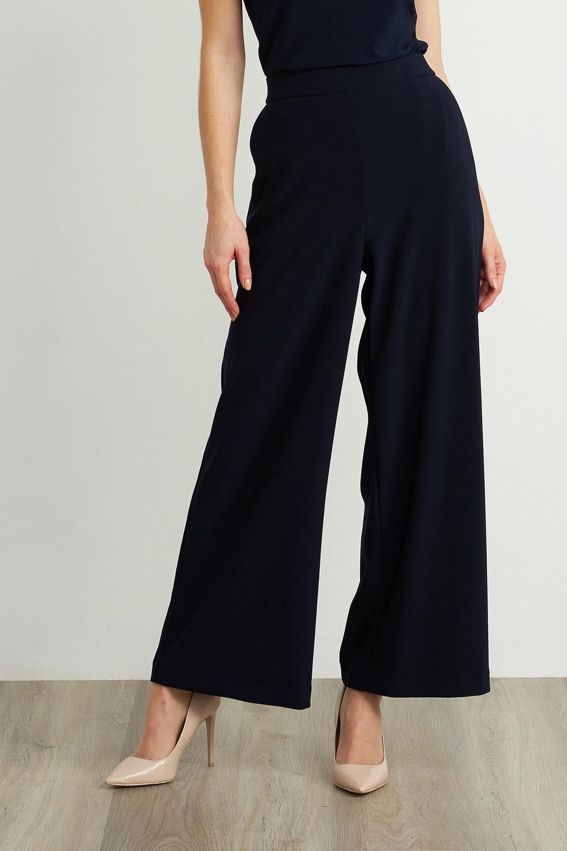 Joseph Ribkoff Midnight Blue Pants Style 211471