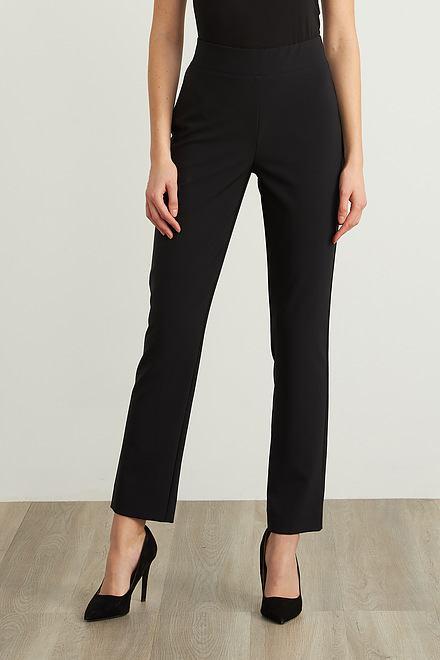 Joseph Ribkoff Pantalons Noir Style 211472
