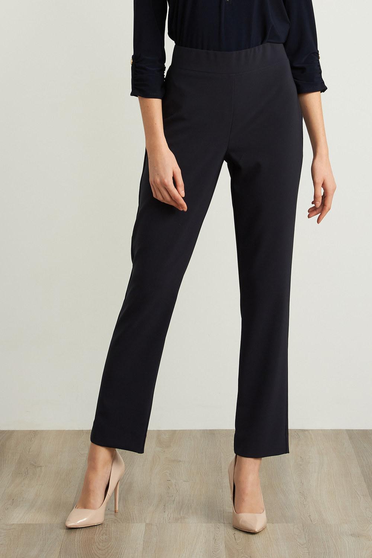 Joseph Ribkoff Midnight Blue Pants Style 211472