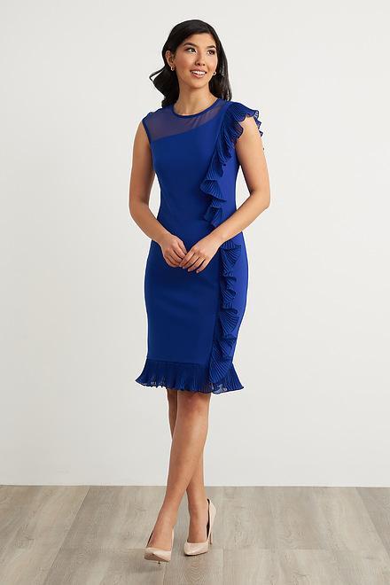 Joseph Ribkoff Royal Sapphire 163 Dresses Style 211476