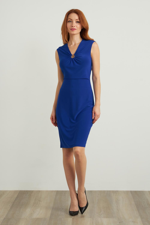 Joseph Ribkoff Royal Sapphire 163 Dresses Style 211477