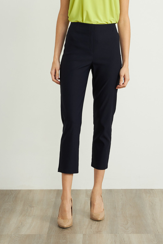 Joseph Ribkoff Pantalons Bleu Minuit 40 Style 211493