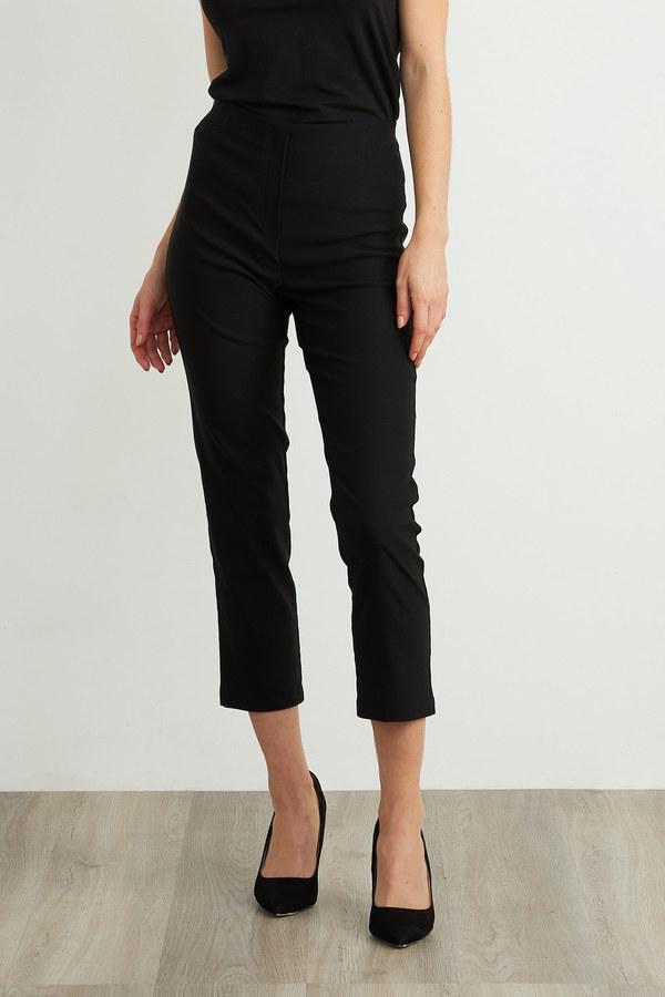 Joseph Ribkoff Pantalons Noir Style 211493