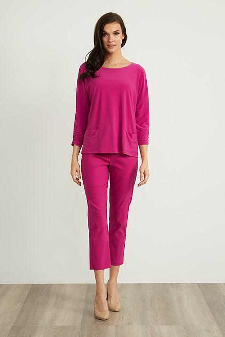 Joseph Ribkoff Orchid Pants Style 211493