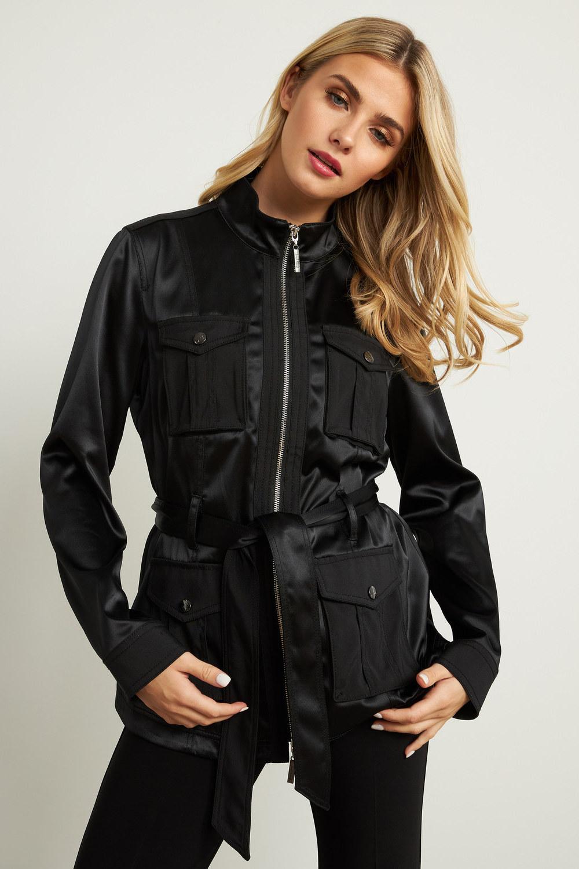 Joseph Ribkoff Black Jackets Style 211947