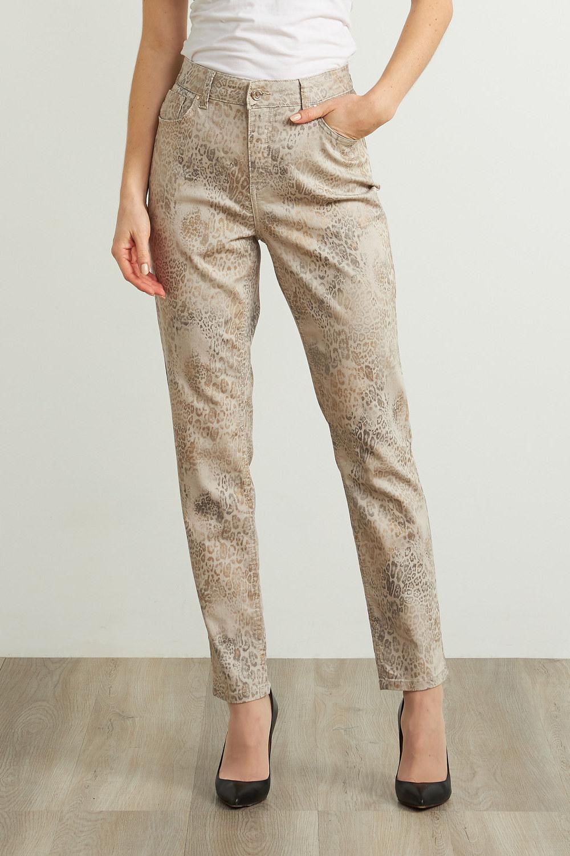 Joseph Ribkoff Jeans Sable / Multi Style 211964
