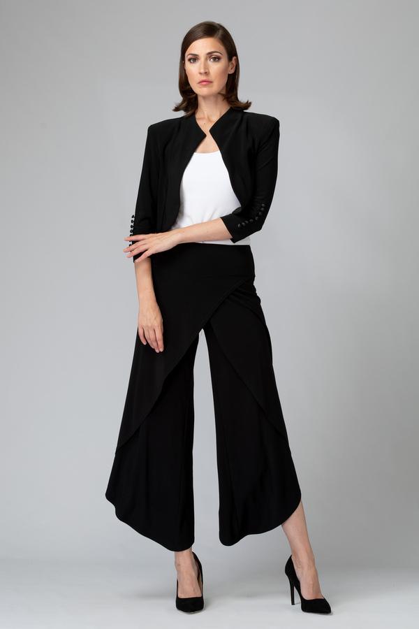 Joseph Ribkoff Black Pants Style 211494