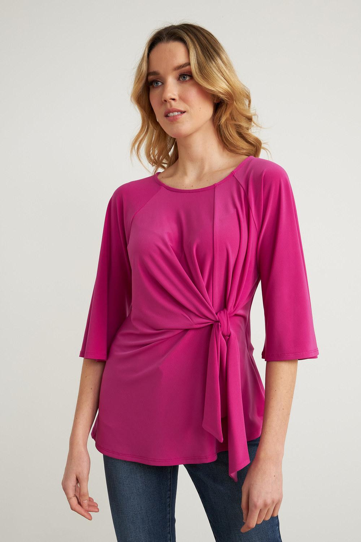 Joseph Ribkoff Orchid Shirts & Blouses Style 211263