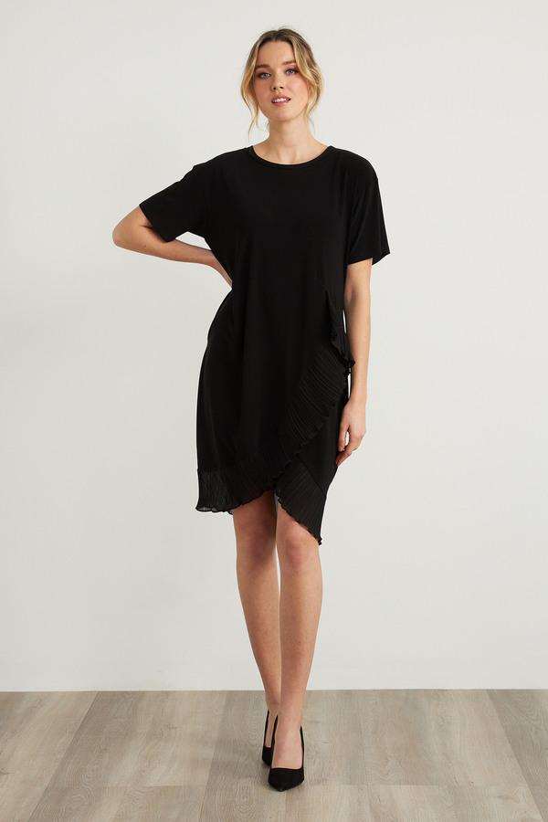 Joseph Ribkoff Robes Noir Style 212026