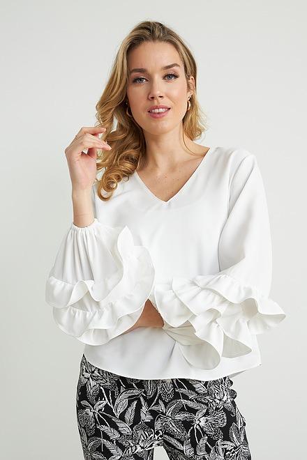 Joseph Ribkoff Chemises et blouses Vanille 30 Style 212030