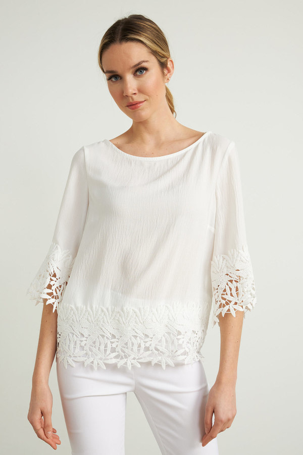 Joseph Ribkoff Chemises et blouses Blanc Style 212033