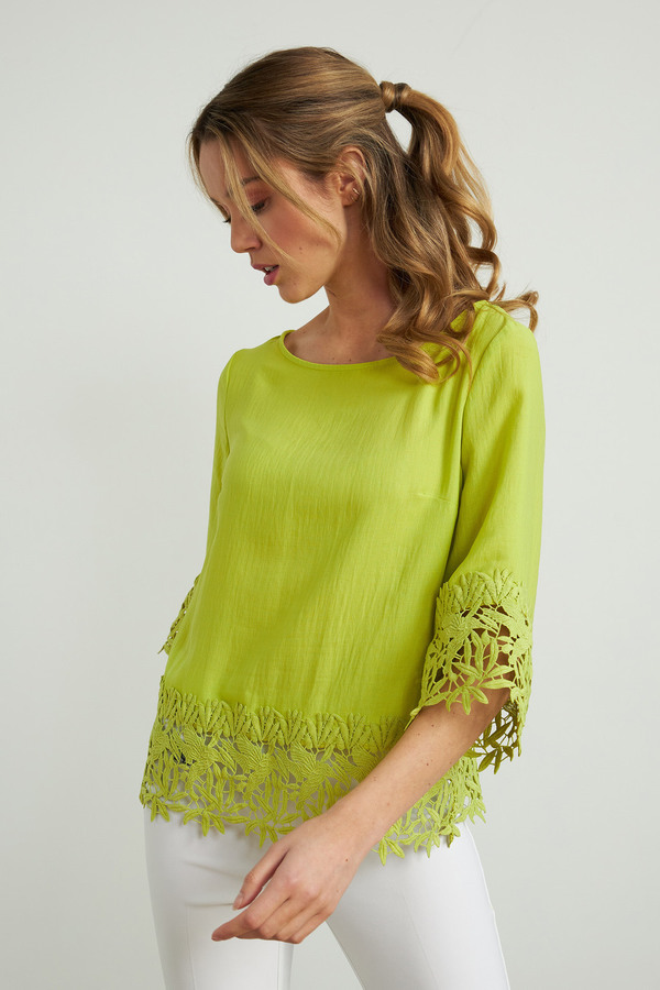 Joseph Ribkoff Limelight Shirts & Blouses Style 212033