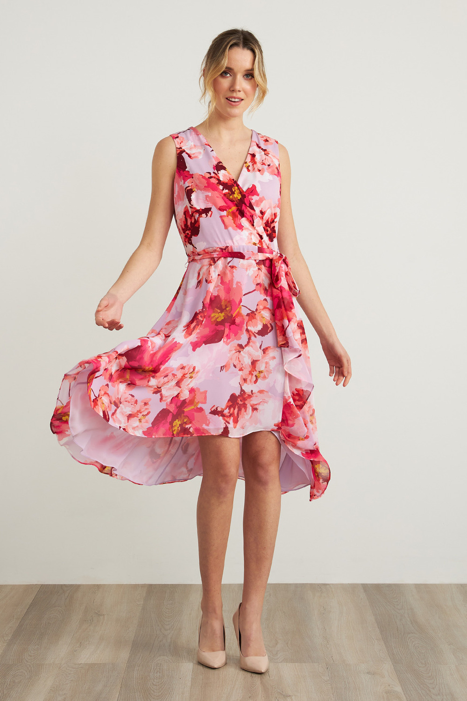 Joseph Ribkoff Robes Lilas Doux / Multi Style 212043