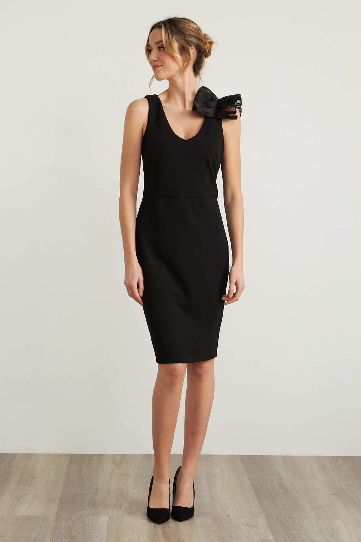 Joseph Ribkoff Robes Noir Style 212074