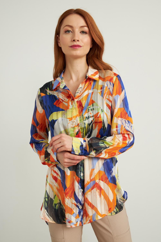 Joseph Ribkoff Chemises et blouses Blanc/Multi Style 212081